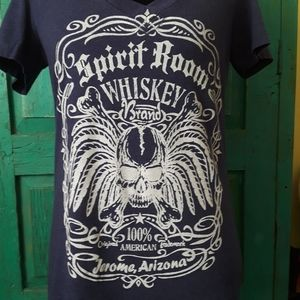 New Women's Spirit Room T SHIRT Jerome Az. Sz XL